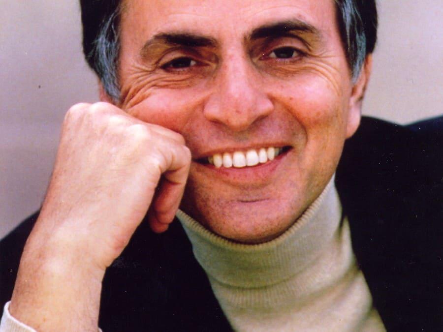 Carl Sagan..Maestro…