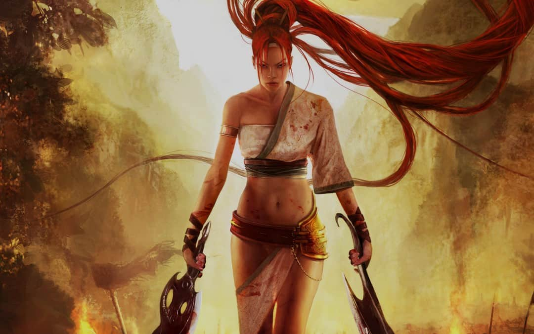 Heavenly Sword..