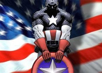 La muerte del Capitan America.