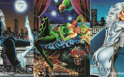 Marvel Masterpieces 1992