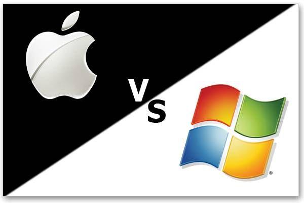 Ya les dije que odio Windows. PC VS MAC