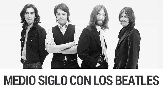 Recuerdo de los Beatles 1000 años en el futuro