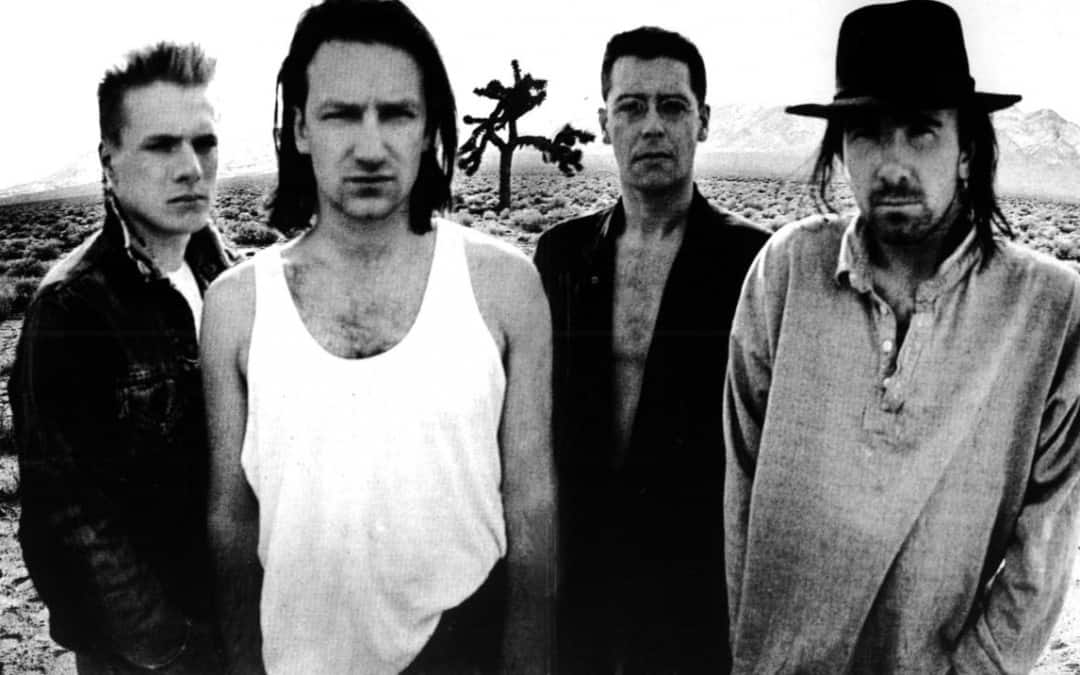 U2 y su gira en México
