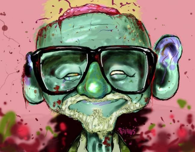 George A Romero Creador de la cultura Zombie