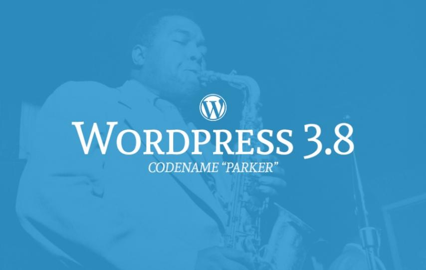 WordPress 3.8 ya está aquí con un diseño elegante.