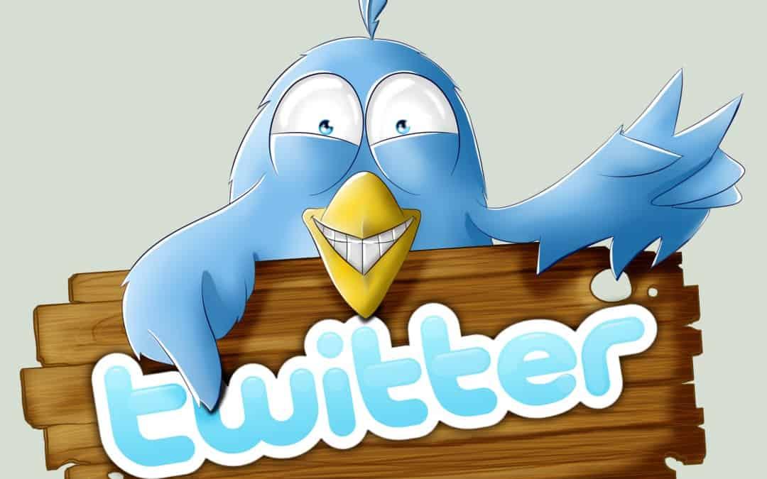 Twitter, lo que faltaba.