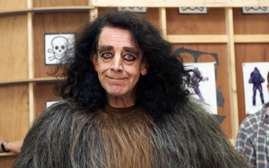 Fotos de Star Wars por Peter Mayhew .