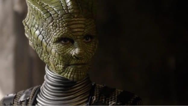 Lacerta, la entrevista con un reptiliano.
