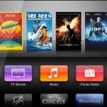 Screen Apple TV
