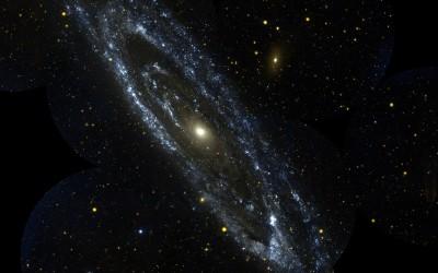 La NASA y  Gigapixels of Andromeda