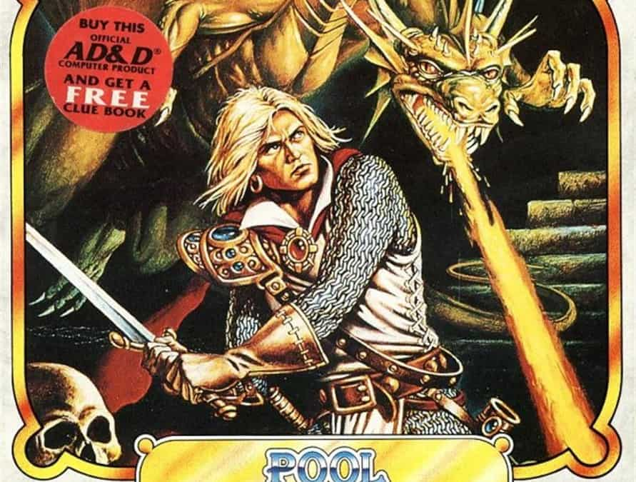 Pool  of Radiance de 1988