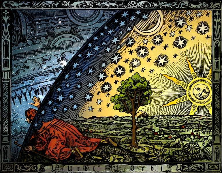 ¿porque le llamamos cosmos al universo?