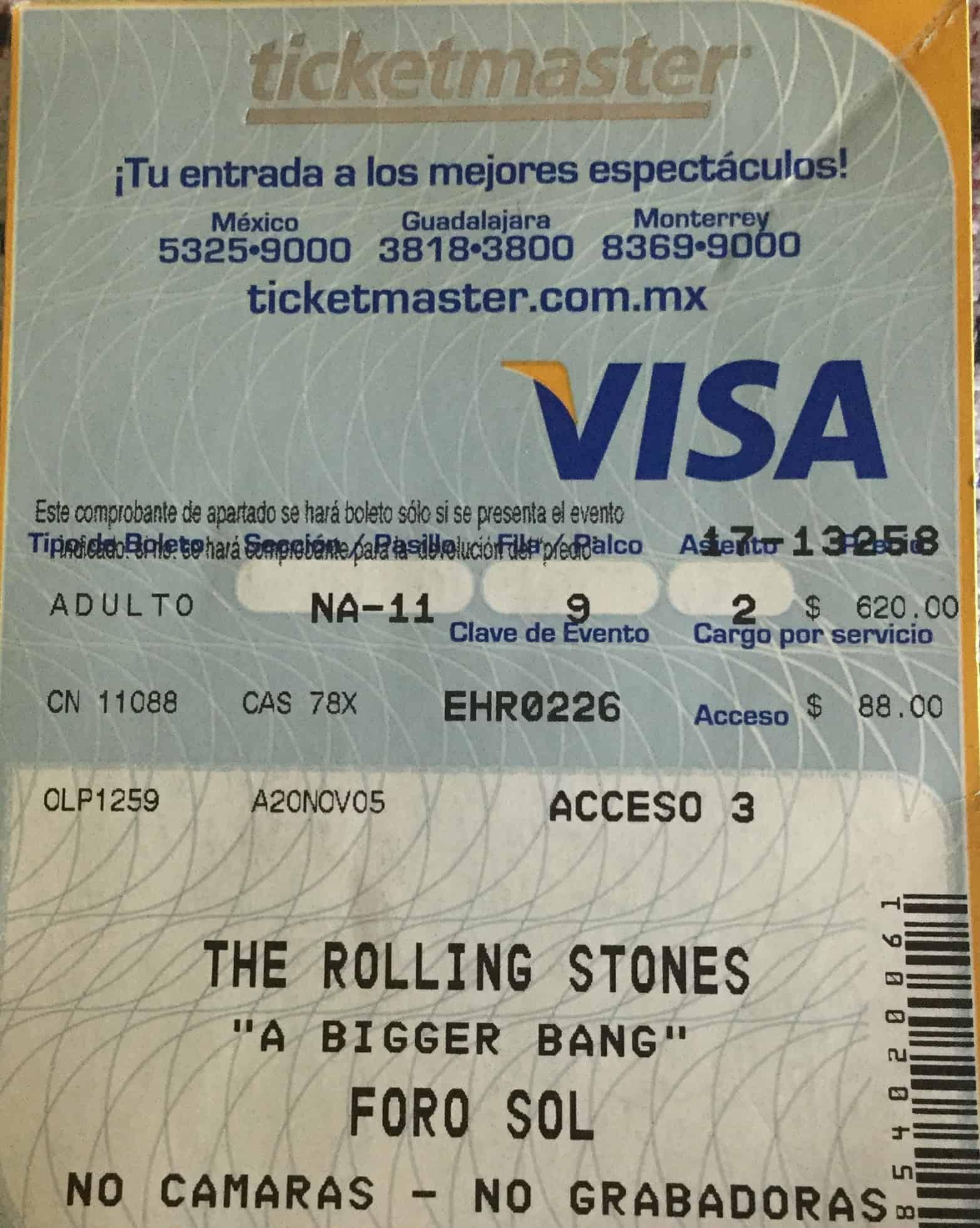 Rolling Stones 2006