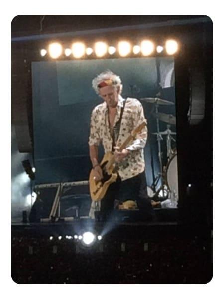 Concierto de los Rolling Stones 2016