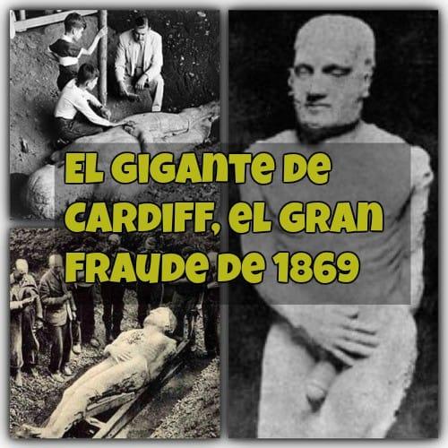 El gigante de Cardiff, el gran fraude de 1869