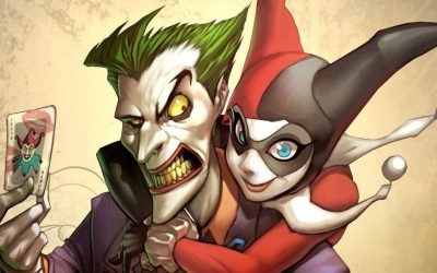 Harley Quinn, la historia simple