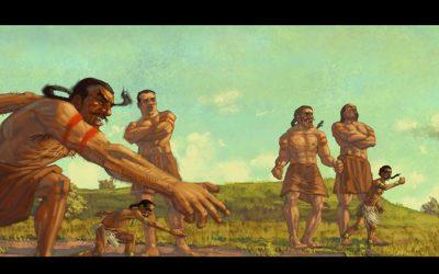 Quinametzin: Gigantes  antiguos documentados en registros Aztecas