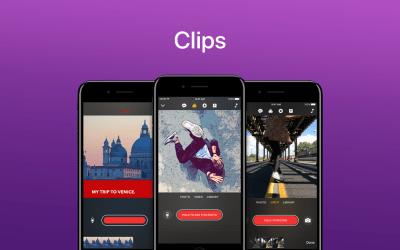 Apple ClIPS, la nueva aplicacion para hacer video en IOS.
