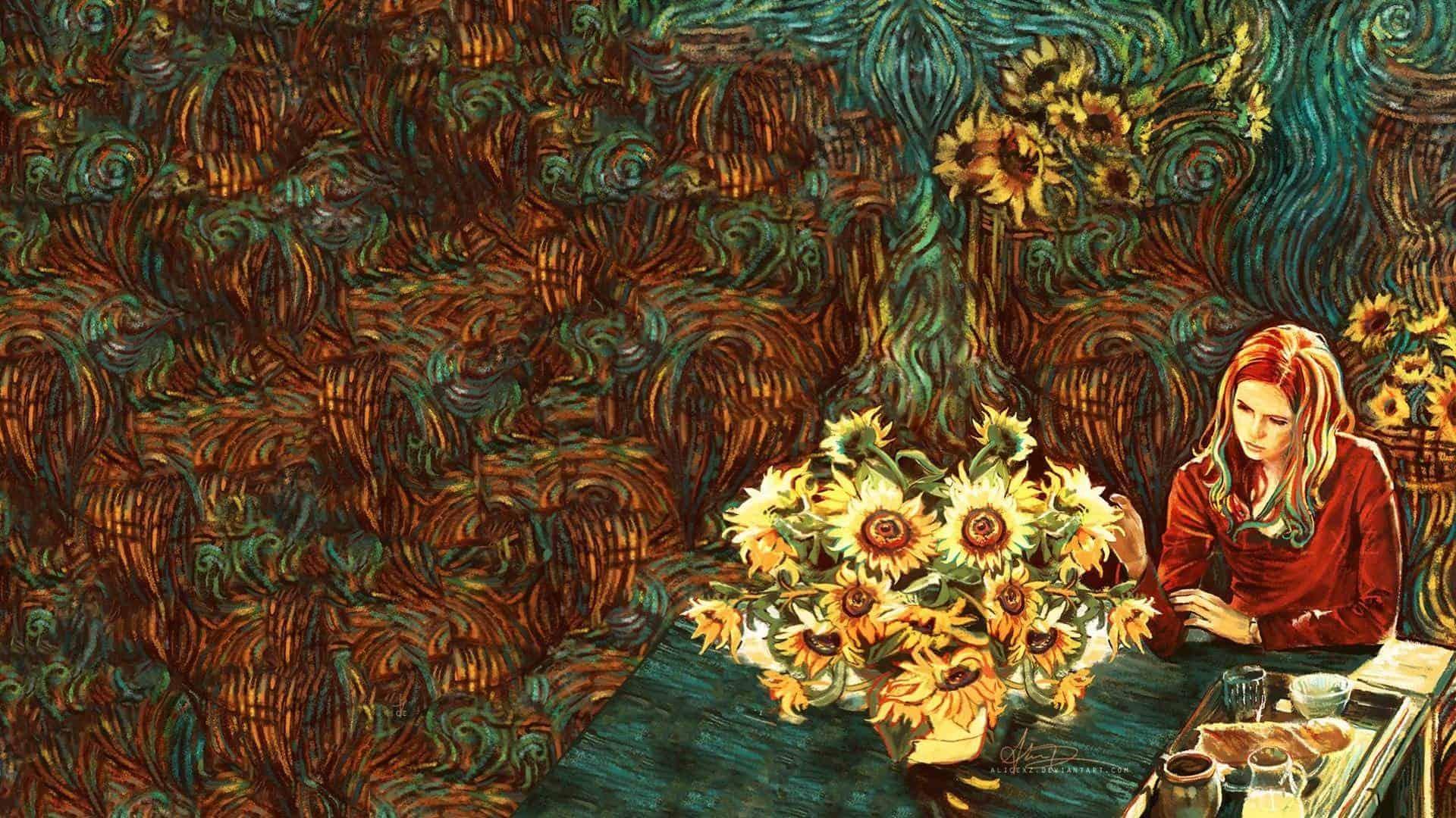 Vincent Van Gogh y Dr who, tocando emociones.