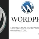 3. Wordpress Curso