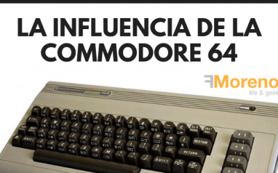La influencia de la COMMODORE 64