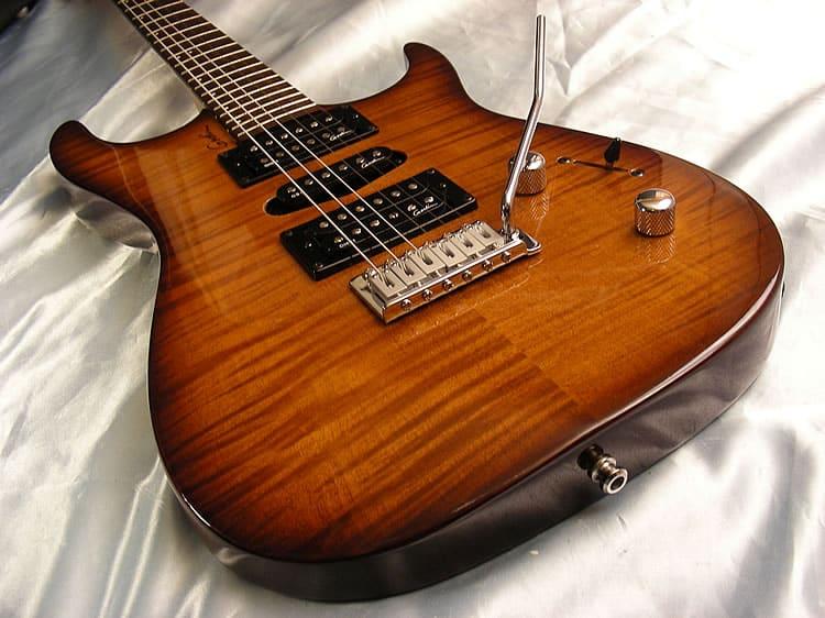 Guitarras  Hibridas.