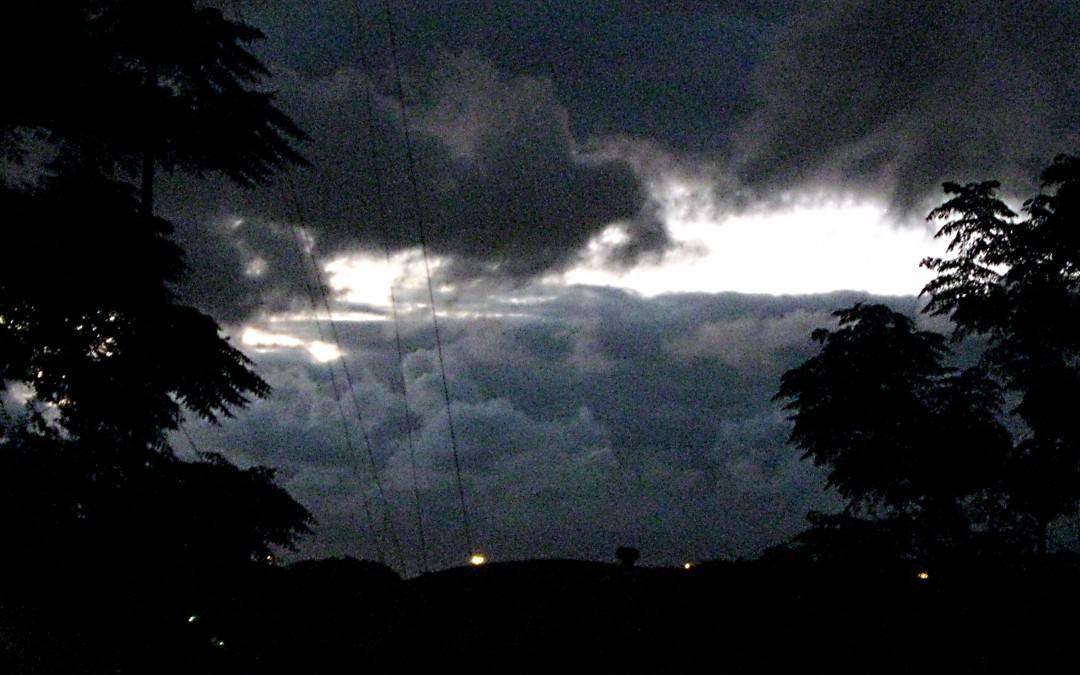 Un lunes nublado.. para escuchar