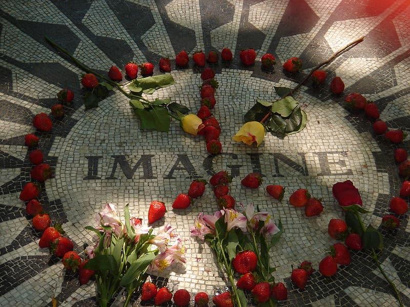 John Lennon!. IMAGINE