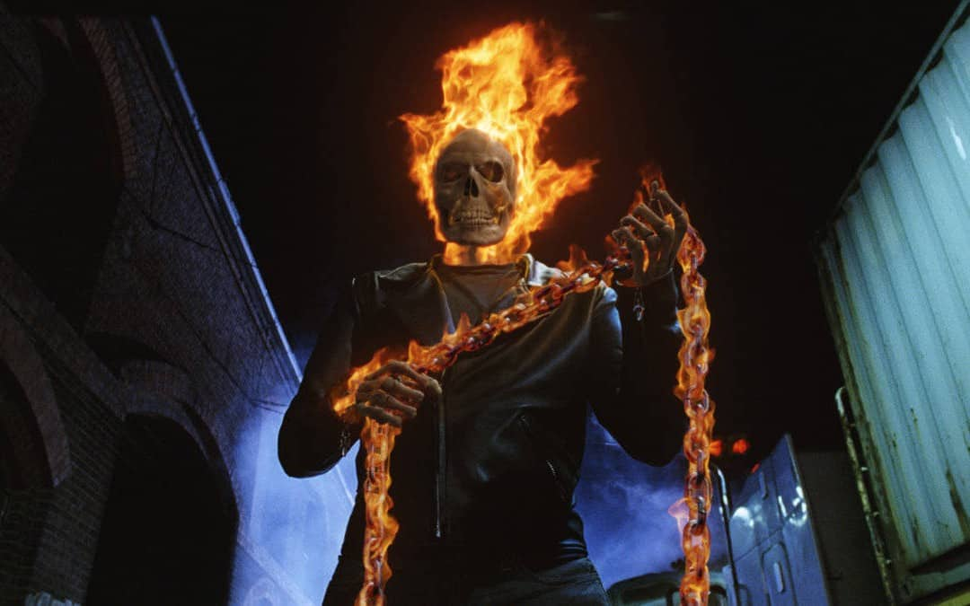 Ghost Rider para 2012
