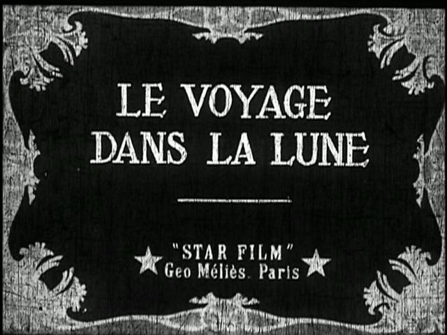 A Trip to the Moon / Un viaje a  la luna – 1902