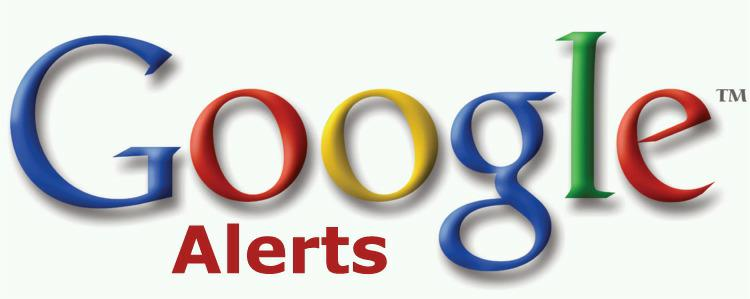Como crear  alertas en google.