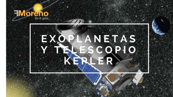 Exoplanetas y Telescopio Kepler