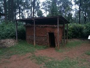 Casa tipìca Keniana