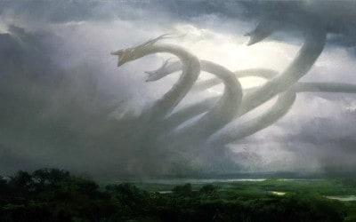 La Hydra de Veracruz y las cartas de Magic