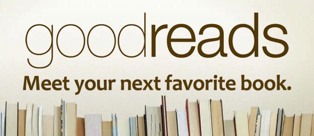 Recomendación de usar Goodreads.com como red social