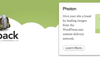 PHOTON CDN en tu blog de WordPress.