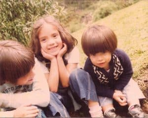 Jaco, Panchis y Naty