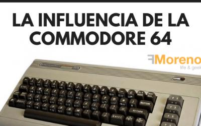 La influencia de la COMMODORE 64